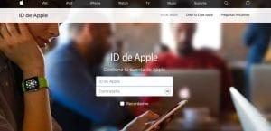 Cambio cuenta correo terceros en Apple ID por cuenta mac