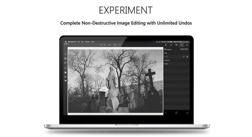 Editar fotografías en Mac