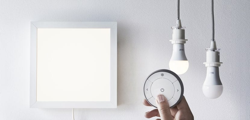 Bombillas IKEA compatibles con Apple HomeKit