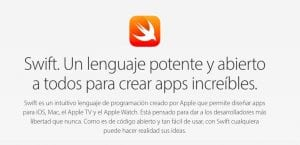 Google Fuchsia compatible con Apple Swift