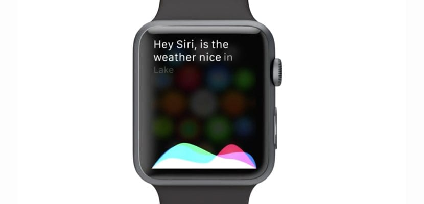 Bug Siri watchOS 4.1 clima actual
