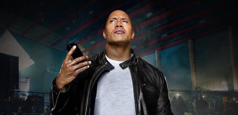 Top10 anuncio Siri y The Rock
