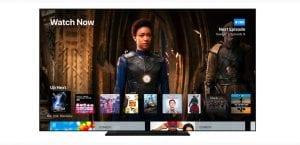 la app TV llega a Europa