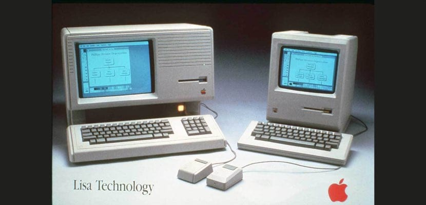 El software del Apple Lisa gratis y Open Source en 2018