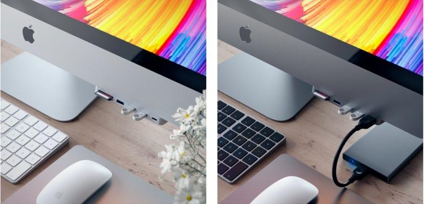 Hub Satechi para iMac y iMac Pro reservas