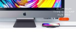 Hub para iMac y iMac Pro de Satechi
