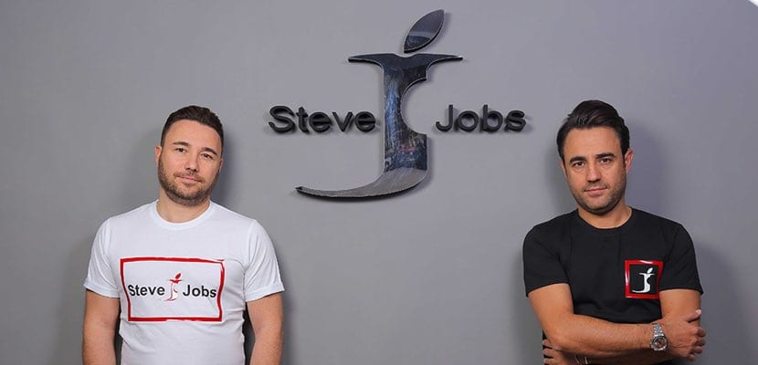 Marca ropa italiana Steve Jobs