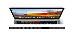 Aquarelo app compatible Touch Bar MacBook Pro