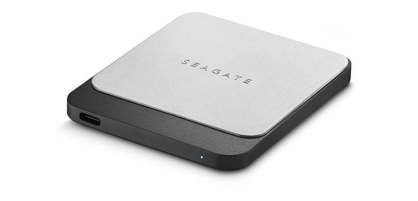 Fast SSD de Seagate con USB-C para MacBook