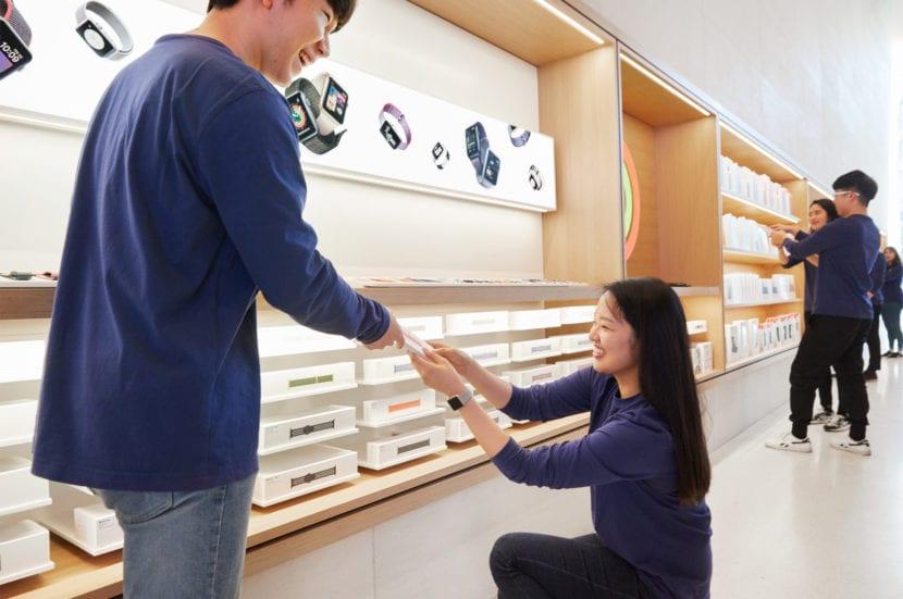 Apple Store Seoul 3