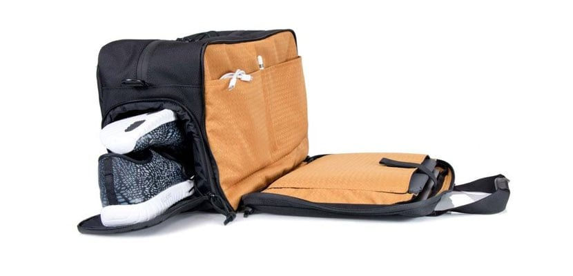 WaterField Atlas Executive Athletic Holdall MacBook Gym