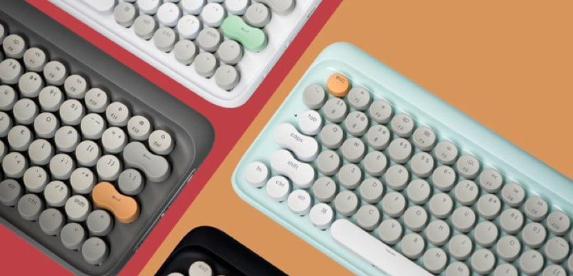 colores para teclado Lofree Four Seasons