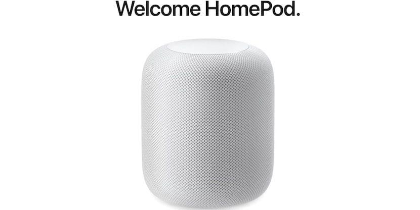 Nuevo HomePod
