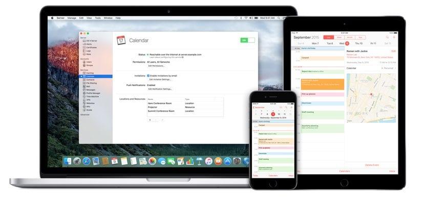 actualización primavera 2018 macOS Server