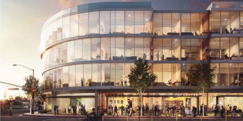 Nuevas oficinas para apple cerca de hollywood estar n for Oficinas apple
