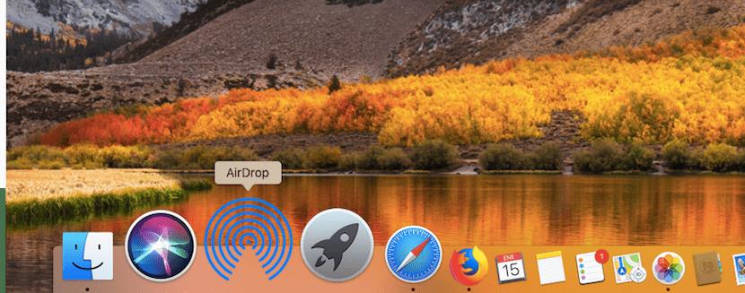 macOS Mojave nos permite compartir las contraseñas a través de AirDrop
