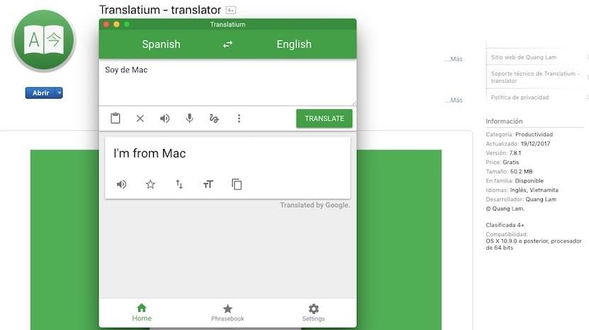 Translatium