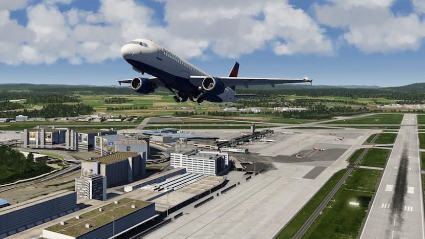 Aerofly FS dos Flight Simulator