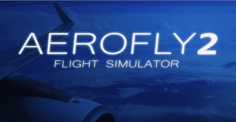 Portada Aerofly FS 2 Flight Simulator