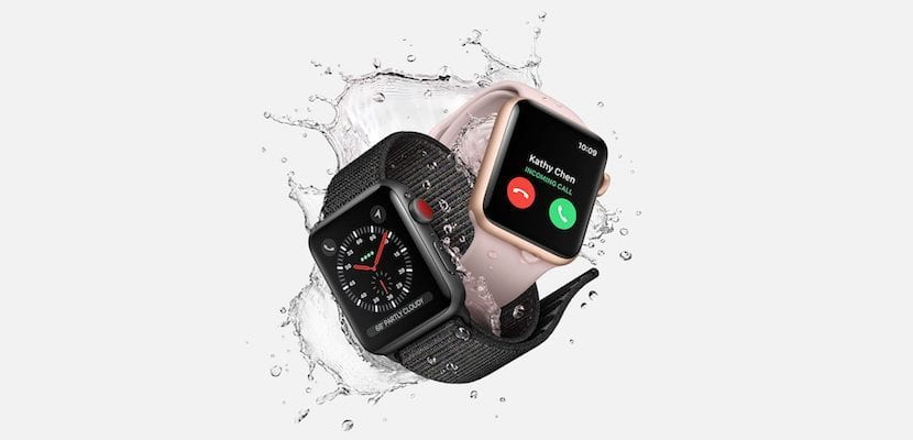 Nuevo Apple Watch Series 3