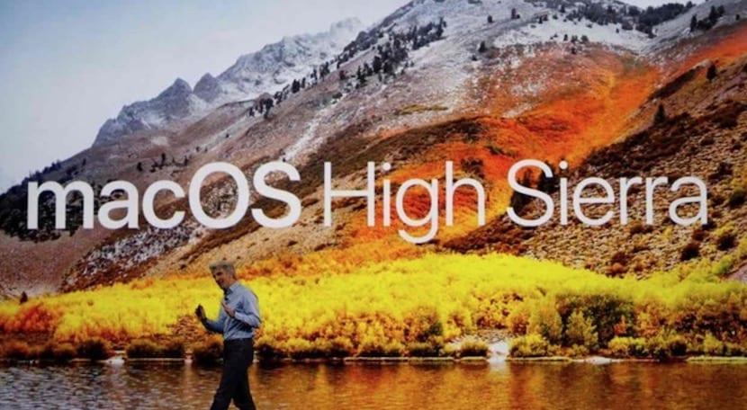 Actualización de seguridad para macOS High Sierra 10.13.4