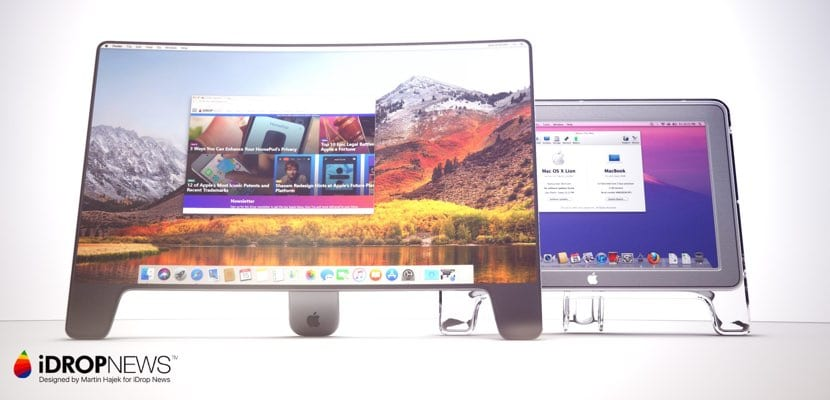 Concept 20 Aniversario Apple Studio Display