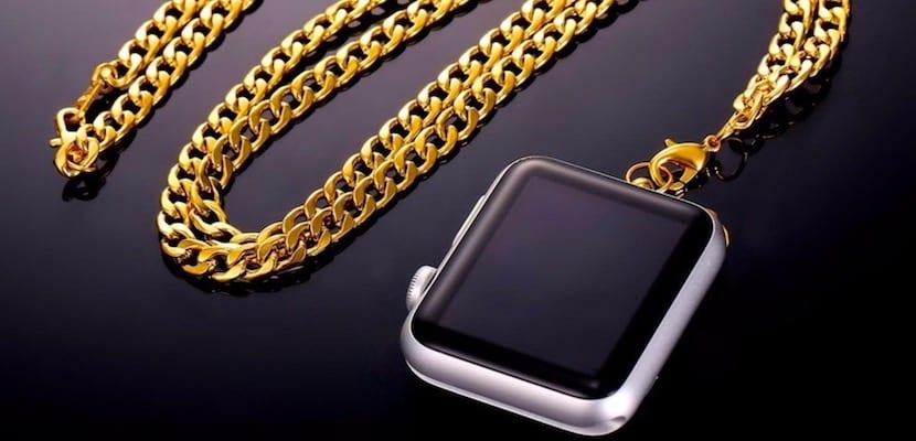 Cadena para el Apple Watch