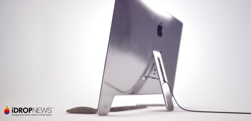 Trasera Apple Studio Display Concept