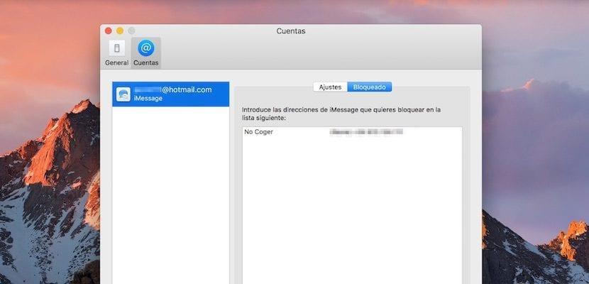Configuración Mensajes