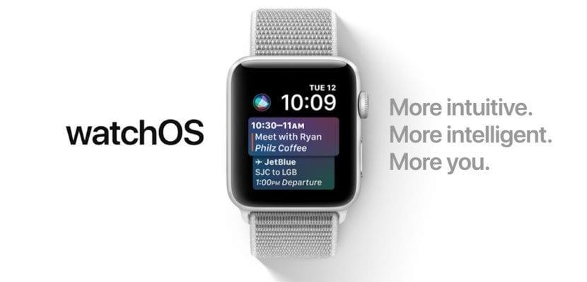 beta watchOS Apple Watch