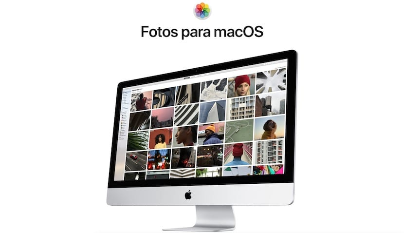 Fotos macOS