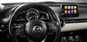 Mazda CarPlay 2018