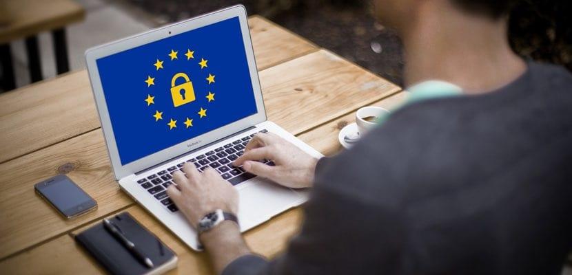 Privacidad Europa Apple