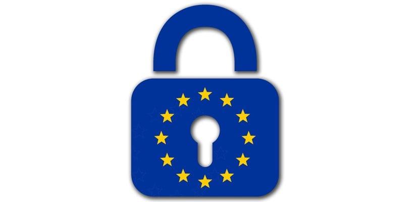 portal desarrolladores protección datos Europa
