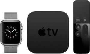 Beta watchOS tvOS