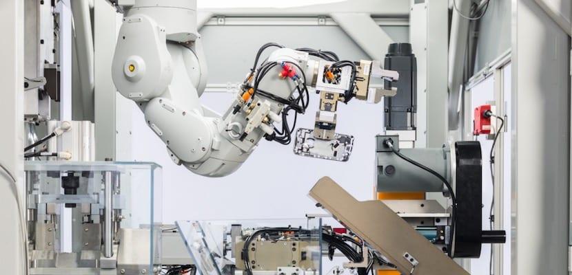 Brazo Robot Daisy