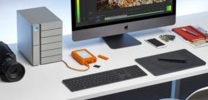 LaCie Rugged RAID Pro iMac Pro