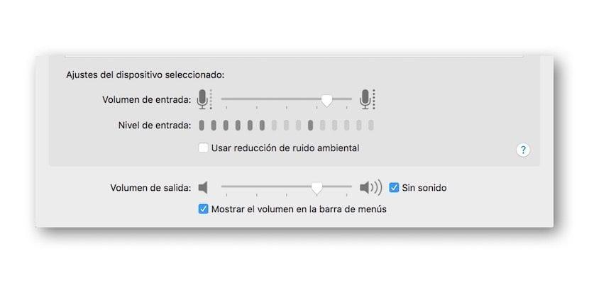 Reducción ruido MacBook