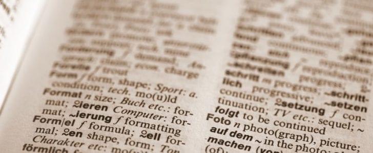 diccionario integrado macOS