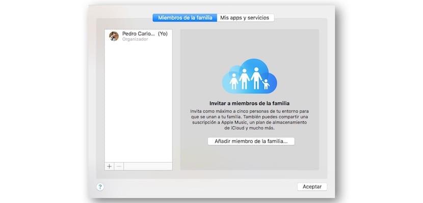 iCloud Drive en familia-Preferencias