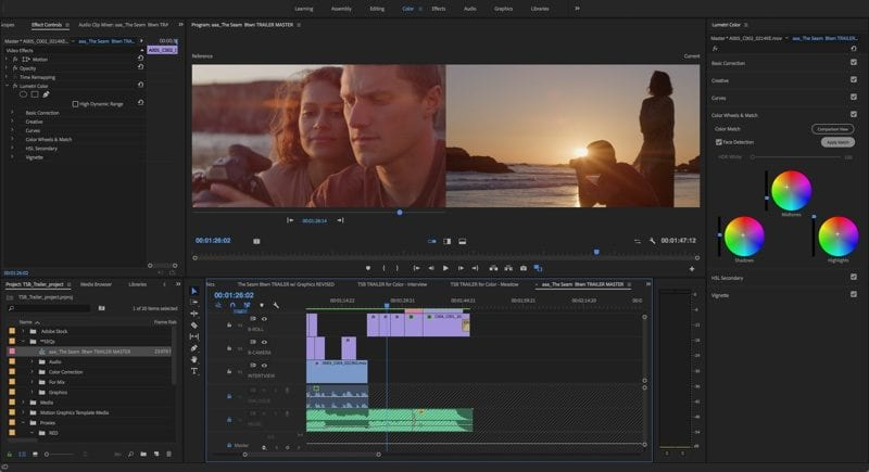 Nuevas actualizaciones Premiere Pro, After Effects, Audition y Character Animator