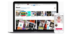 gestionar suscripciones iTunes en Familia macOS