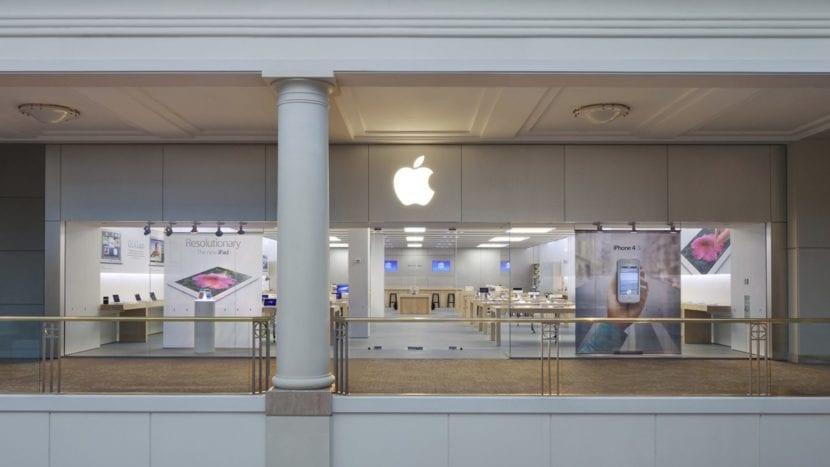 Las remodelaciones de las Apple Store llegan a la tienda The Westchester Mall