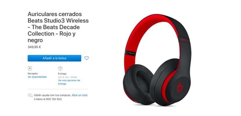 Beats Studio3 Wireless Decade Collection