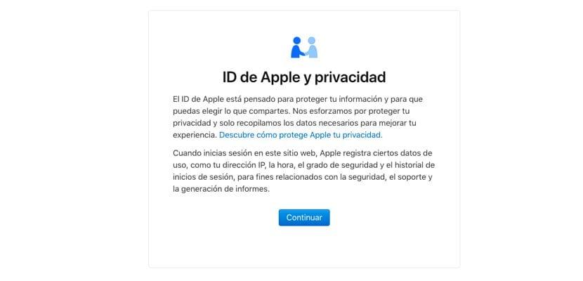 Privacidad Apple GDPR
