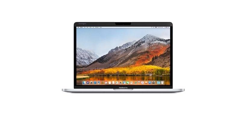 Protector monitor MacBook Pro magnético-frente