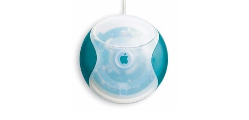 Ratón iMac G3