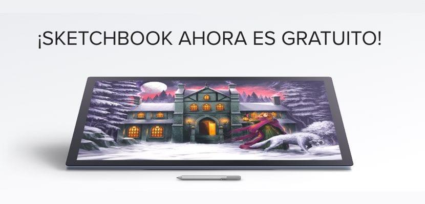 Sketchbook Mac gratuito