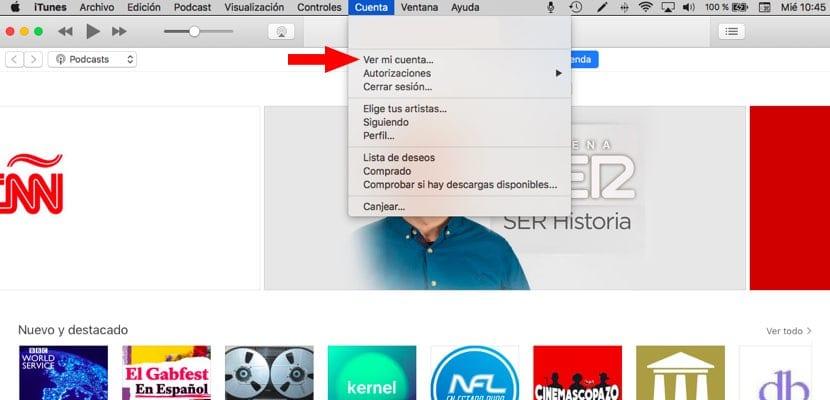 fecha creación Apple™ ID