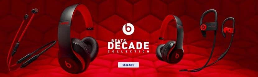 Beats Decade Collection gama completa
